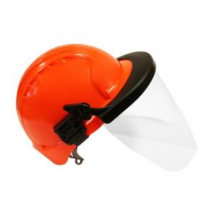 JSP Surefit Safety Visor, Clear Polycarbonate, Fits JSP HH Adapter