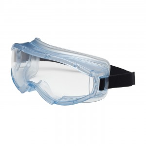 SALUS GOGGLE, INDIRECT VENT,CLEAR POLYCARBONATE LENS, ANTI-SCRATCH AND ANT