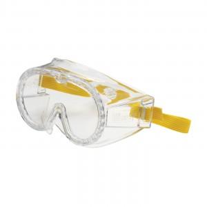 509sm Compact Goggle, DV,Clr Vinyl Frm, Elastic bnd