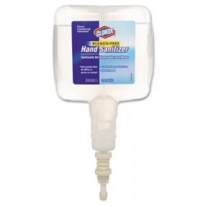 Hand Sanitizer Refill, 1000-ml Bottle, Clear