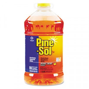 Cleaner 144oz All Purpose Pine-Sol Orange Energy 3/CS