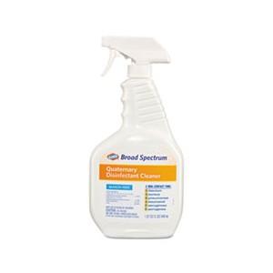Cleaner Disinfectant Broad Spectrum Quaternary 9/32OZ Bottles