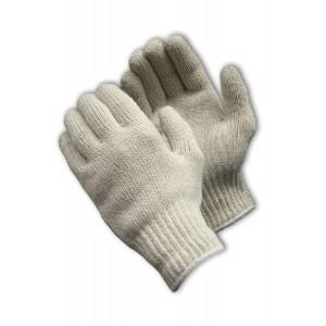 Glove Cotton/Polyester Knit 7 Guage Natural Hvy. Wgt 25DZPR/CS