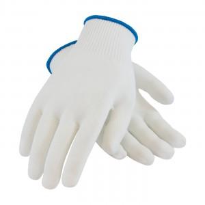 """Glove Nylon 9"""" Knit Full Finger Liner LG 12PR/BG 25/CS"""