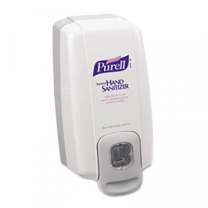 Dispenser Hand Sanitizer 1000ml White & Gray Purell NXT