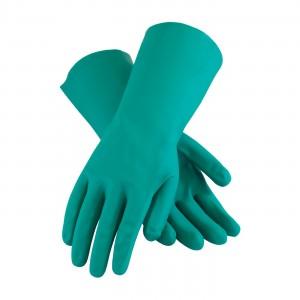 "Glove Nitrile 14 Mil Unlined Green Diamond Grip 13"" LRG 12 DZPR/CS"