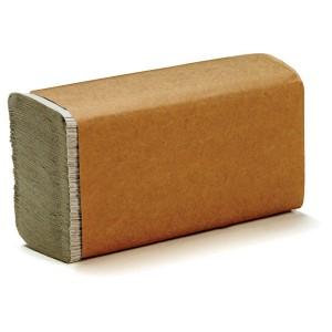 Towel Multi-Fold 9.25x9.5 Kraft 250/PKG 16/CS 63/PLT