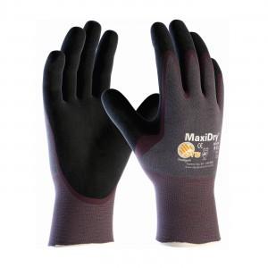"Glove ""Maxidry"" Coated Palm & Finger Large 6DZPR/CS"