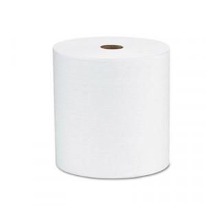 Towel 8x800' 1Ply White 12RL/CS