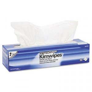 Wipe 14.7x16.6 2Ply Kimtech Science White 34721 90/PKG 15/CS