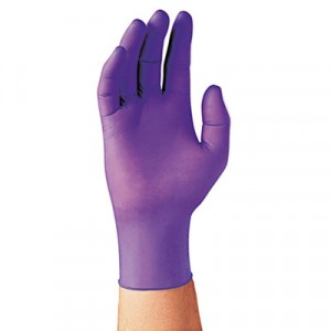 Kimberly Clark Purple Nitrile Exam Gloves 100/BX 10/CS
