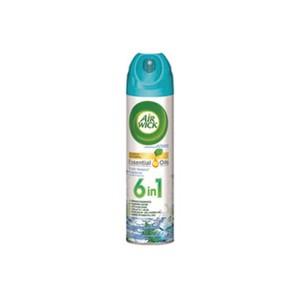 Air Freshner Fresh Waters Aerosol 8oz 12/CS