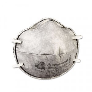 R95 Particulate Respirator w/Nuisance-Level Organic Vapor Relief