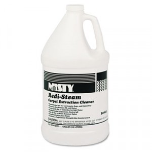 Cleaner Carpet, Redi-Steam, Pleasant Scent, 1 Gallon Bottle 4/1 GL