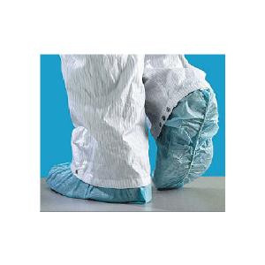Shoe Covers, Plain Bottom, Blue
