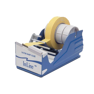 "Tape Dispenser 4"" Desk Top Multi-Roll"