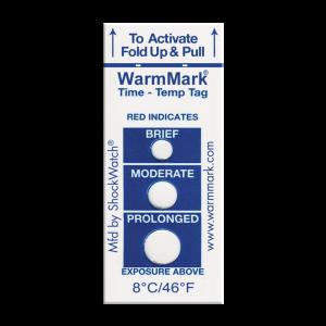 WarmMark Short-Run 30C/86F 100/BX