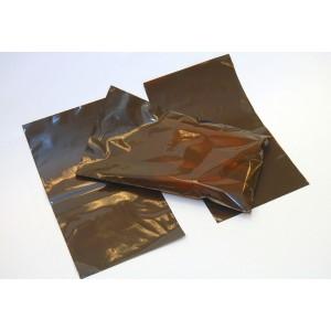 Bag Poly 3x9 2Mil Amber 1000/CS