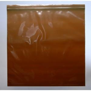 Bag Poly 2x3 3Mil Ziplock Amber 1000/CS
