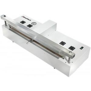 """Vacuum Sealer 25""""x1/4"""" Retractable Nozzle w/ Gas Purge AmeriVacS"""