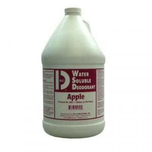 Water Soluble Deodorant, Apple, 1Gal, Bottle