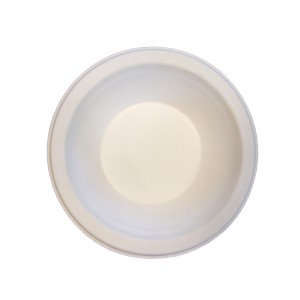 Bowl 12oz White Molded Fiber  125/BG 8/CS