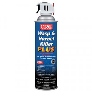 Wasp & Hornet Killer Plus Insecticide, 20 oz Aerosol Can, Petroleum Scent