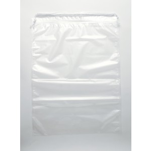 Bag Poly 3x5 2Mil Pull-Tite Drawstring 2000/CS