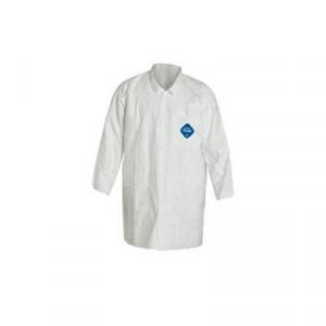Tyvek Lab Coat, White, Extra Large