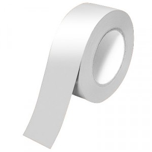 Tape Aisle Marking 2x36yd White 24/CS