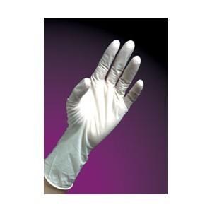 "Glove Nitrile 12"" Ambi Powder Free White XSmall 100/BG 10/CS"