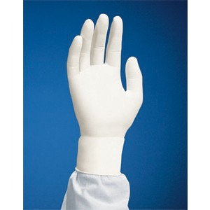 """Glove Nitrile 10"""" White SD Class 100 CR Large 100/BG 10/CS"""