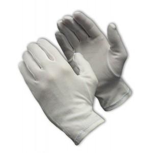 """Nylon Inspection Gloves 9"""" Stretch Full Fashion"""
