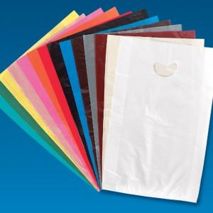 Bag Poly 6.25x9.25 0.6Mil Blue HD Merchandise 1000/CS