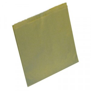 Waxed Napkin Receptacle Liners, 7-3/4x10-1/2x8-1/2, Brown, 500/Case