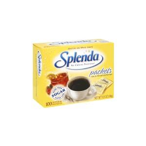 Sugar Splenda Packets 1200/CS
