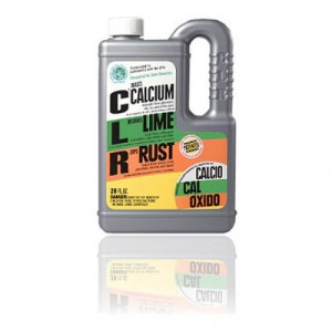 Calcium, Lime and Rust Remover, 28oz Bottle
