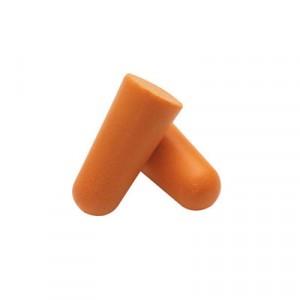 Earplugs, Foam, Disposable, Bullet Shaped, 200/Pack