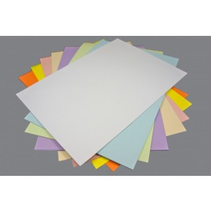 "Cleanroom Copy Paper, Latex-Impregnated, 8.5 x 11""  (case of 2,500 sheets)"