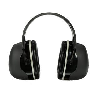 Ear Muff Peltor™ X5A Over-the-Head Hearing Conservation ,10 EA/Ca