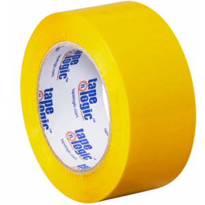 Tape Sealing 2x110yd 2.2M Industrial Yellow 36RL/CS