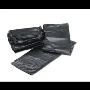 Bag Can Liner 24x32 .90Mil Black 25/RL 20/CS 500/CS 64/PLT