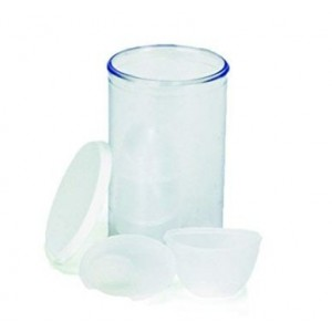 Eye Cup Plastic 6/Vial 48/CS