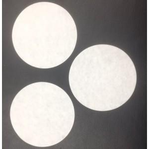 """Tyvek 6"""" Diameter Circle 500/PK"""
