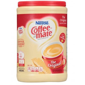 Creamer Coffee-mate Powdered Non-Dairy Original 56oz Canister