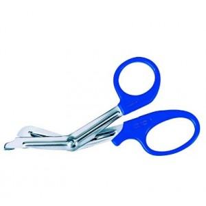 "Scissors EMT/Utility 7"" Blue 12/CS"