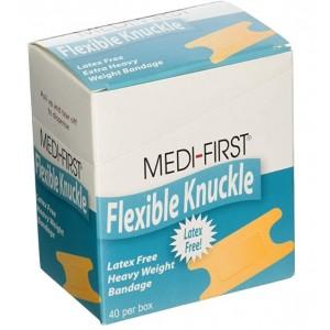 Bandage Knucle Flexible Extra Heavy Weight Latex Free 40/BX 32/CS