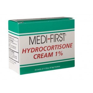 Ointment Hydrocortisone Cream 1/32 oz. 25/BX 36/CS