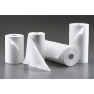 "Wipe Polyester Non-Woven Lint-Free 36x1200' w/3"" Plastic Core Roll"