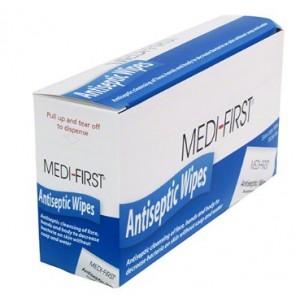 Wipes Antiseptic Extra Large 100/BX 20/CS
